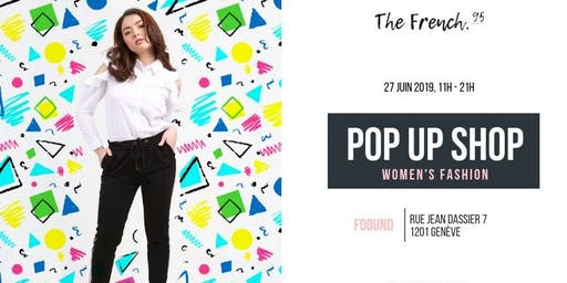 Pop Up Shop - The French 95