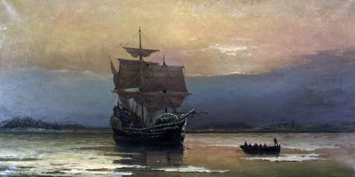 The Journey to the Mayflower - A Talk by Dr Stephen Tomkins