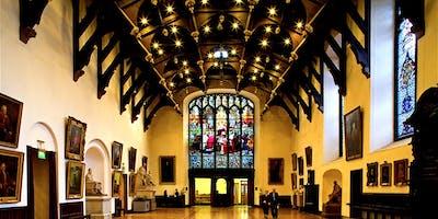 City Stories: Walks and Talks Parliament Hall