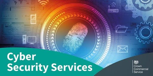 CCS Cyber Security Services 3 - Supplier Engagement Event - Manchester