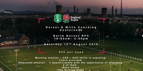 Dorset & Wilts Coaching Conference tickets