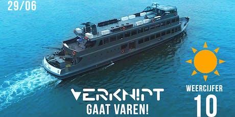 Verknipt Gaat Varen! tickets