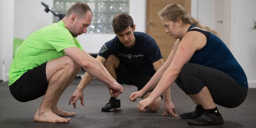 Advanced Mobility Workshop Exeter (Suitable for Beginners)