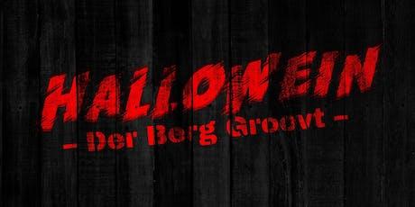 HalloWein - Der Berg Groovt - | Weinparty tickets