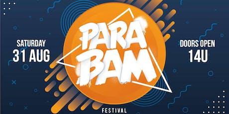 ParaBam Festival tickets