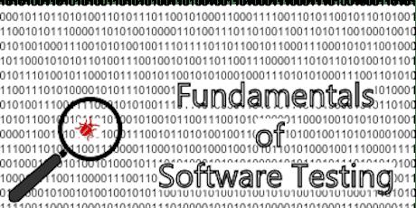 Fundamentals Of Software Testing 2 Days Training in Hamilton tickets