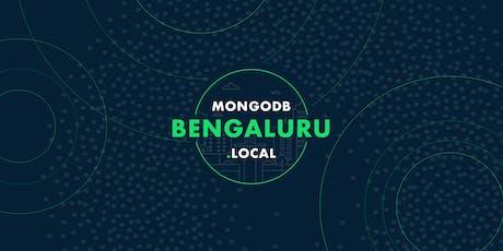 MongoDB.local Bengaluru 2019 tickets