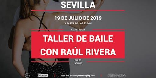 Taller de baile con Raúl Rivera