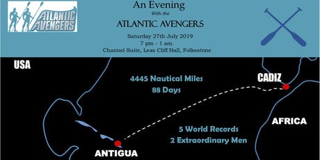 An Evening With The Atlantic Avengers billets