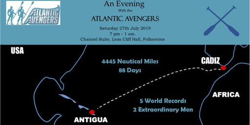 An Evening With The Atlantic Avengers