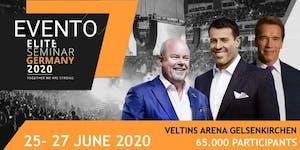 Elite Seminar Alemania con Tony Robbins, Eric Worre y...