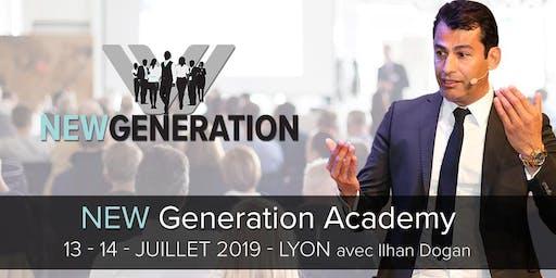 VERWAY New Generation Academy - 13. bis 14.07. - Hotel Mercure Lyon Centre Saxe Lafayette, Lyon, FR