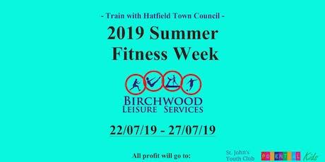 2019 Summer Fitness Week - Hatfield tickets
