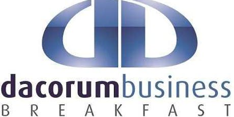Dacorum Business Breakfast - July 2019 - Pendley Manor tickets