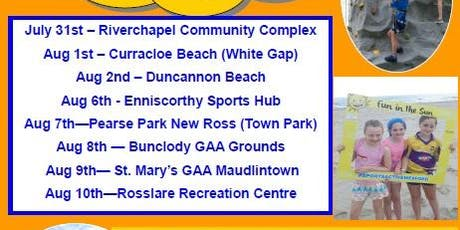 Fun in the Sun 2019 Pearse Park New Ross tickets