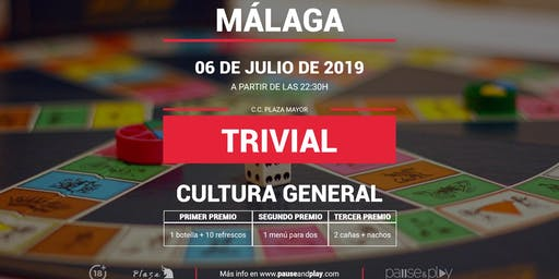 Trivial General en Pause&Play Plaza Mayor