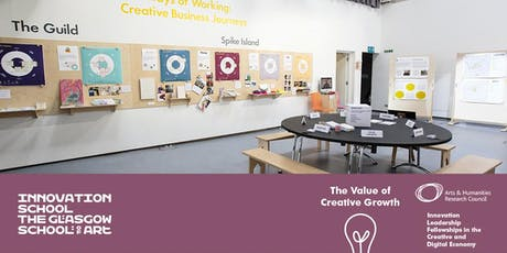 Value of Creative Growth - Supporting Creative Enterprise Workshop tickets