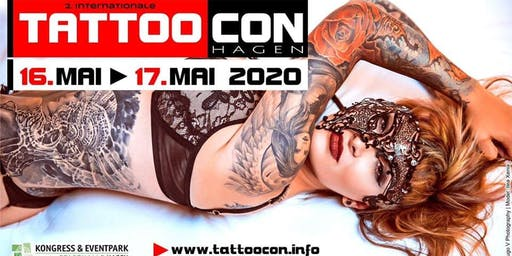2. Internationale Tattoo Convention Hagen