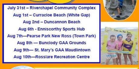 Fun in the Sun 2019 Bunclody GAA Grounds tickets