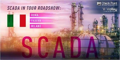 Check Point ICS/SCADA Roadshow Padova, 4 luglio 2019 biglietti