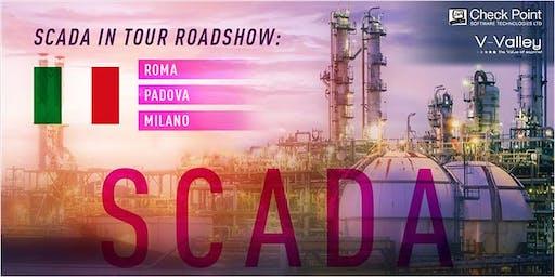 Check Point ICS/SCADA Roadshow Padova, 4 luglio 2019