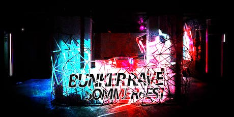 Bunker Rave Sommerfest /w Christian Craken (inkl. Open Air) Tickets