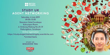 Study UK Agent Networking Surabaya tickets