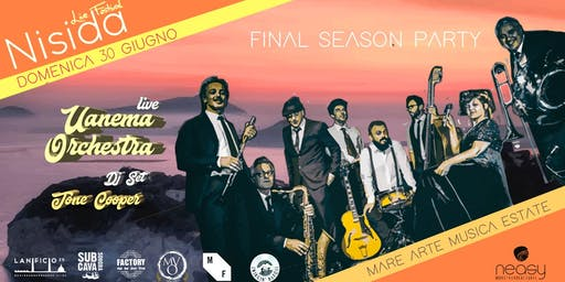 Nisida Live Festival - Final Season Party