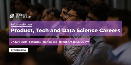 Infosession on Product, Tech & Data Science Careers tickets