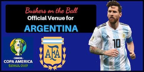 Copa America 2019 - Argentina vs Venezuela tickets