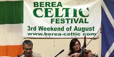 10th Berea Celtic Festival tickets