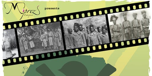 On The Sideline- The East and West African Campaign WW1 Archives with Diversity house