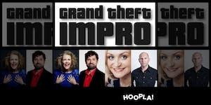 Hoopla: Grand Theft Impro, The Descendants & Gamez!