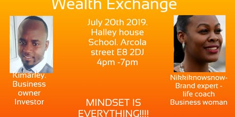Wealth Exchange- MINDSET IS EVERYTHING!!!! tickets