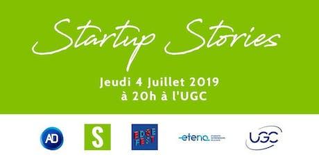 Startup Stories - EdgeFest2019 tickets