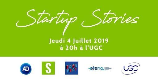 Startup Stories - EdgeFest2019