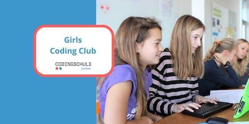 Codingwerkstatt Düsseldorf Girls Club