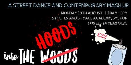 Into the Hoods Street Dance Workshop tickets