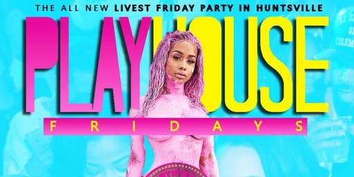"FREE TICKETS to""PLAYHOUSE FRIDAYS"" JUNEFEST WEEKEND @ ALLURE (JUNE.28TH)"