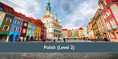 Polish (Level 2) - October 2019