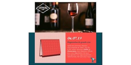COWORKING WEEK 2019 : Dégustation de vins chez NEWTON OFFICES ! billets