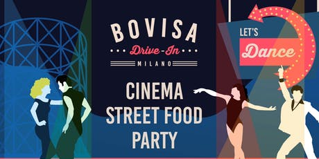 PARTY BOVISA DRIVE-IN powered by Retrò Vintage biglietti