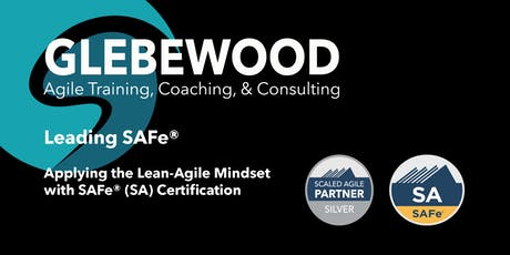 Leading SAFe 4.6 (SA) Certification tickets