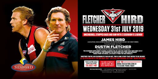 HIRD & FLETCHER live at The Seaford Hotel!