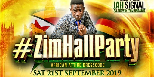 ZimHallParty 2019 Jah Signal Live