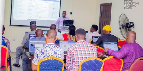 Digital Marketing Training Class (The 15th Edition) tickets