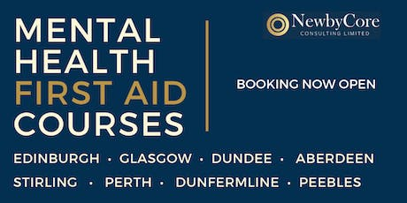 Mental Health First Aid Training - Manchester tickets