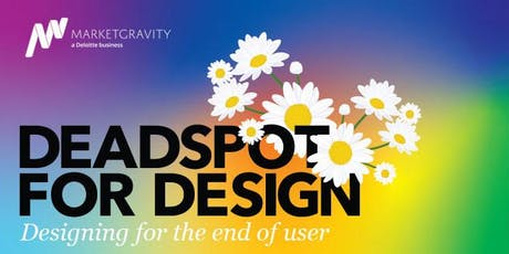 Deadspot for design: designing for end of user tickets