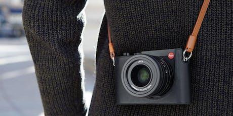 60 Minuti con Leica Q - Leica Store Milano biglietti