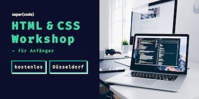 HTML & CSS Workshop –für Anfänger in Düsseldorf